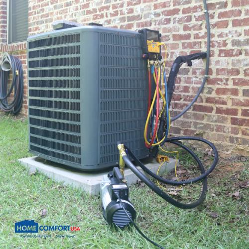 Air Conditioner and repair equipment