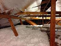 Attic Insulation Improves Home Energy Efficiency