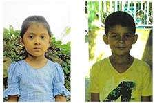 Boy and Girl of Compassion International