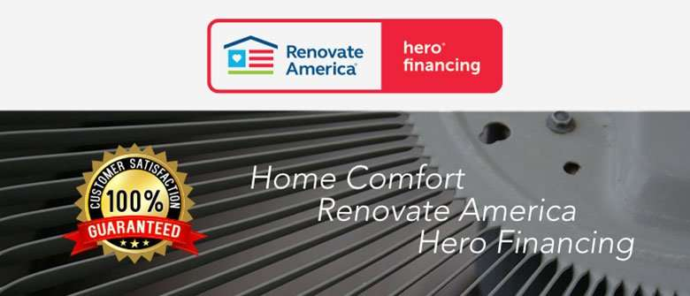 Hero Financing With Renovate America