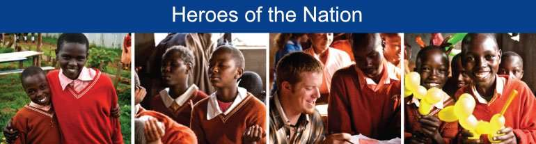Heroes of the Nation