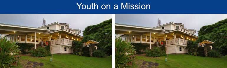 Youth on a Mission