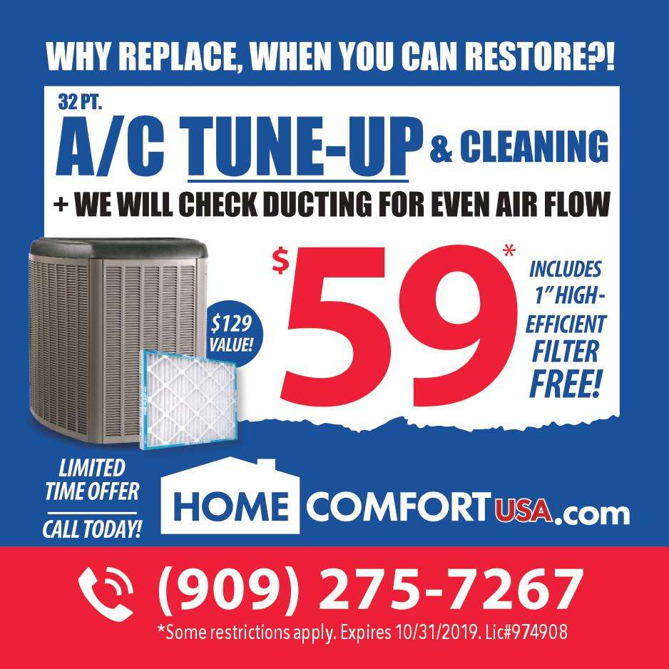 AC Tune-up Promo