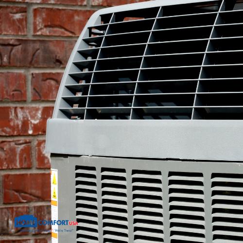 air conditioner near wall