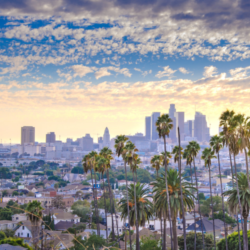 Los Angeles city pic