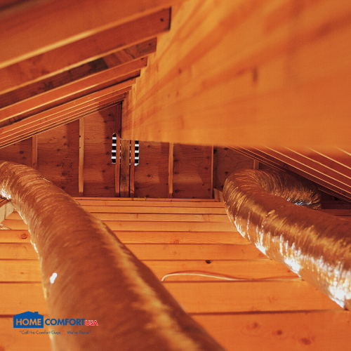House ducts