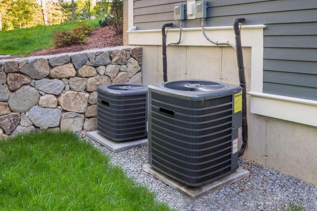 HVAC system units