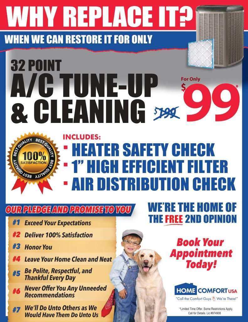 Tune Up Your AC