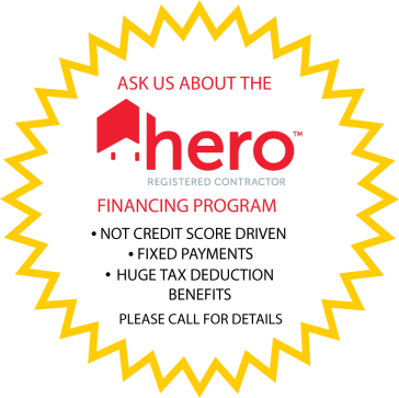Hero Financing Program
